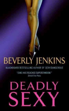 Deadly sexy Beverly Jenkins.