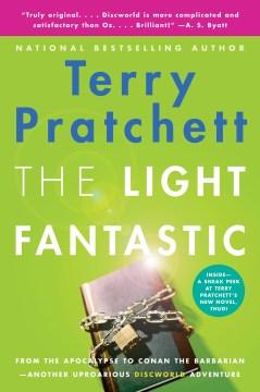The light fantastic : a discworld novel Terry Pratchett.