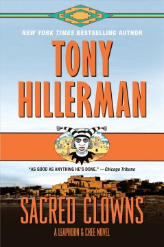 Sacred clowns Tony Hillerman.
