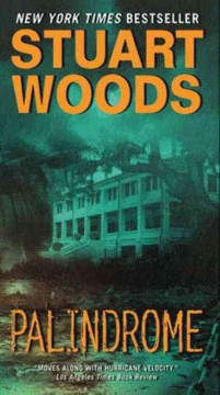 Palindrome Stuart Woods.
