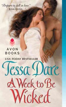 A week to be wicked Tessa Dare.