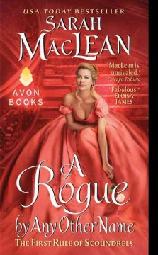 A rogue by any other name Sarah MacLean.