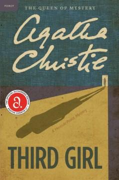 Third girl / Agatha Christie.