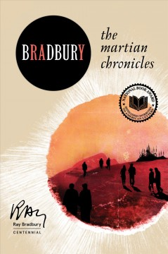 The Martian chronicles Ray Bradbury.