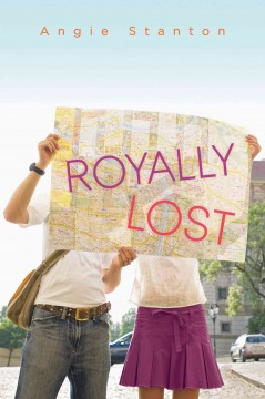 Royally lost Angie Stanton.