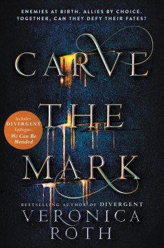 Carve the mark Veronica Roth.