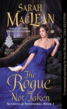 The Rogue Not Taken Sarah MacLean.