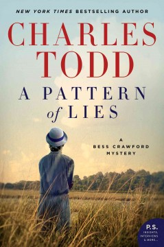 A pattern of lies Charles Todd.