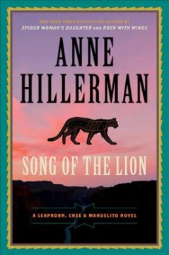 Song of the lion Anne Hillerman.