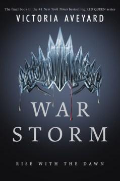 War storm Victoria Aveyard.
