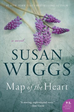 Map of the heart Susan Wiggs.