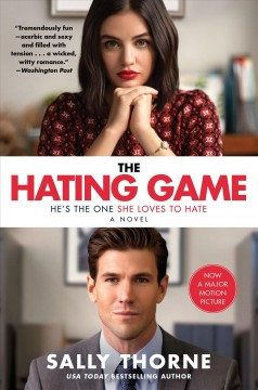 The hating game Sally Thorne.