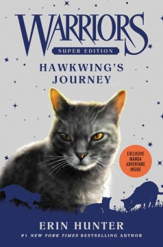 Hawkwing's Journey Erin Hunter.