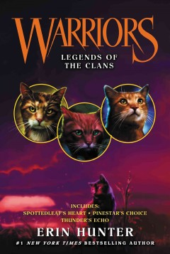 Legends of the Clans Erin Hunter.