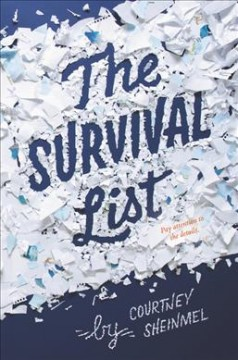 The survival list / Courtney Sheinmel.