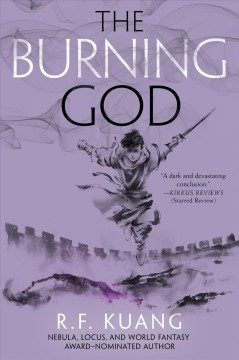 The burning god R. F. Kuang