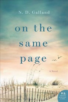On the same page : a novel