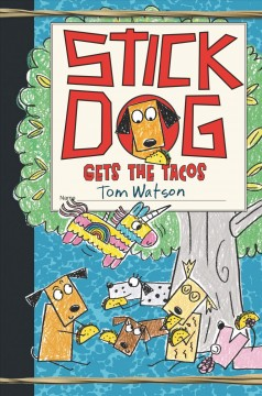Stick dog gets the tacos Tom Watson