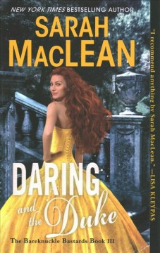 Daring and the duke / Sarah MacLean.