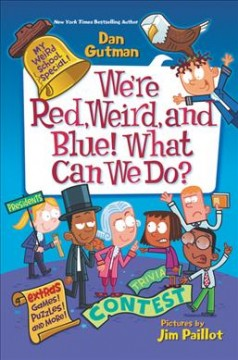 We're Red, Weird, and Blue! What Can We Do?