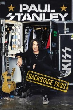 Backstage pass : the Starchild's all-access guide to the good life