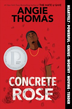 Concrete rose Angie Thomas