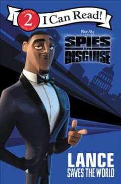 Spies in Disguise Icr