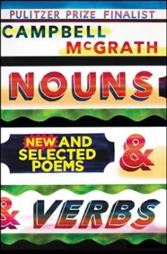 Nouns & Verbs : New and Selected Poems