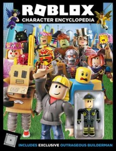 Roblox character encyclopedia / written by Alexander Cox.