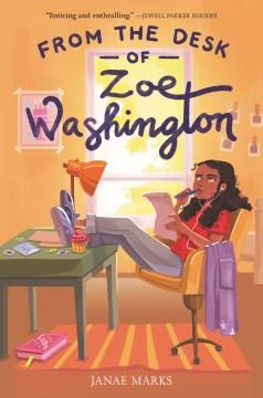 From the desk of Zoe Washington Janae Marks.