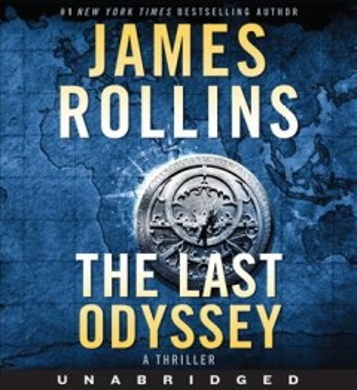 The Last Odyssey (CD)