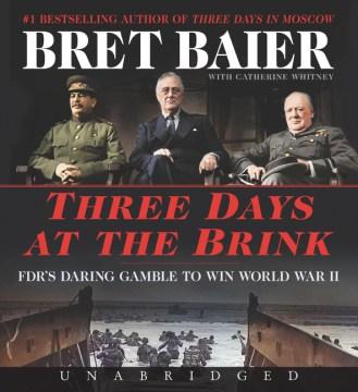 Three Days at the Brink (CD)