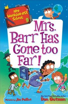 Mrs. Barr Has Gone Too Far!