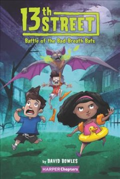 Battle of the bad-breath bats