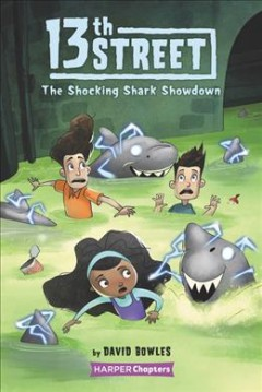 The shocking shark showdown