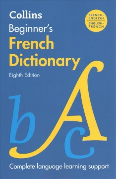 Collins easy learning French Dictionary.