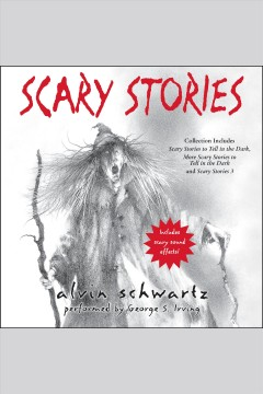 Scary stories audio collection [electronic resource] / Alvin Schwartz.