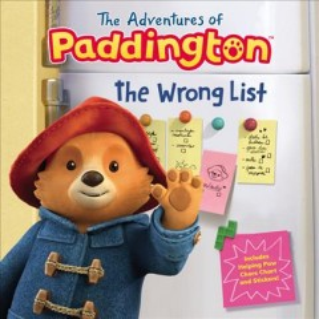 The Adventures of Paddington - the Wrong List