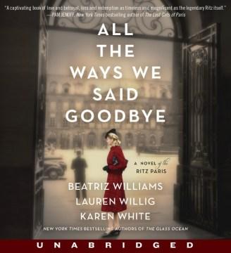 All the Ways We Said Goodbye (CD)