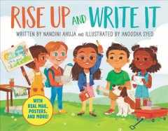 Rise Up and Write It : With Real Mail, Posters, and More!