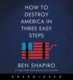 How to Destroy America in Three Easy Steps (CD)