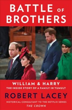 Battle of Brothers : William and Harry ئ the Friendships and Feuds