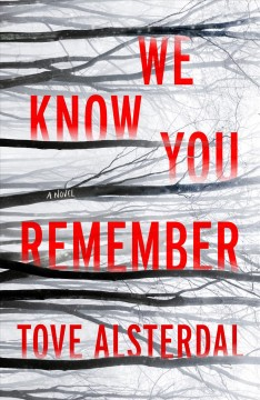 We know you remember A Novel / Tove Alsterdal
