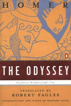 The Odyssey / Homer ; translated by Robert Fagles ; introduction and notes by Bernard Knox.