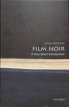 Film Noir : A Very Short Introduction