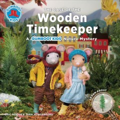 The Case of the Wooden Timekeeper