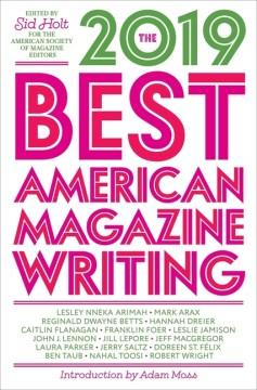 The Best American Magazine Writing 2019