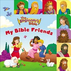 My Bible Friends : A Point and Learn Tabbed Board Book
