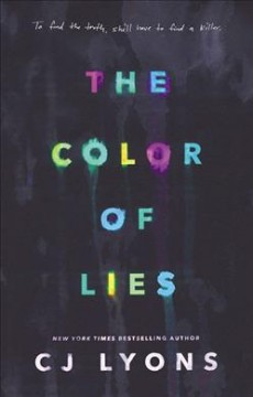 The color of lies CJ Lyons.