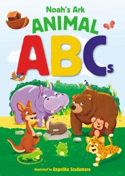 Noah's Ark animal ABCs.